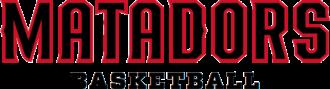 Cal State Northridge Matadors men's basketball - Image: Matadors basketball logo