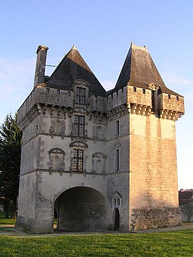 Image illustrative de l'article Château de Matha