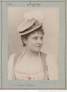 Mathilde Auguez French soprano