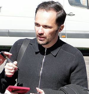 Matthew Etherington - Etherington at the Boleyn Ground in 2015