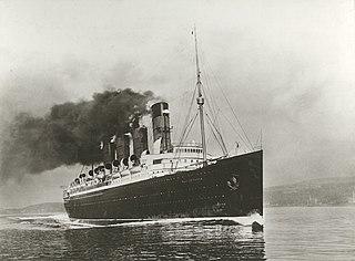 RMS <i>Mauretania</i> (1906) ocean liner