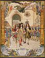 Maurice Leloir-Le Roy Soleil-Inauguration de l'hôtel royal des Invalides.jpg