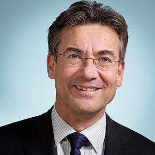 Maxime Verhagen Dutch politician