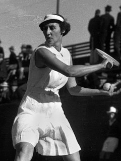 May Hardcastle Australian tennis player