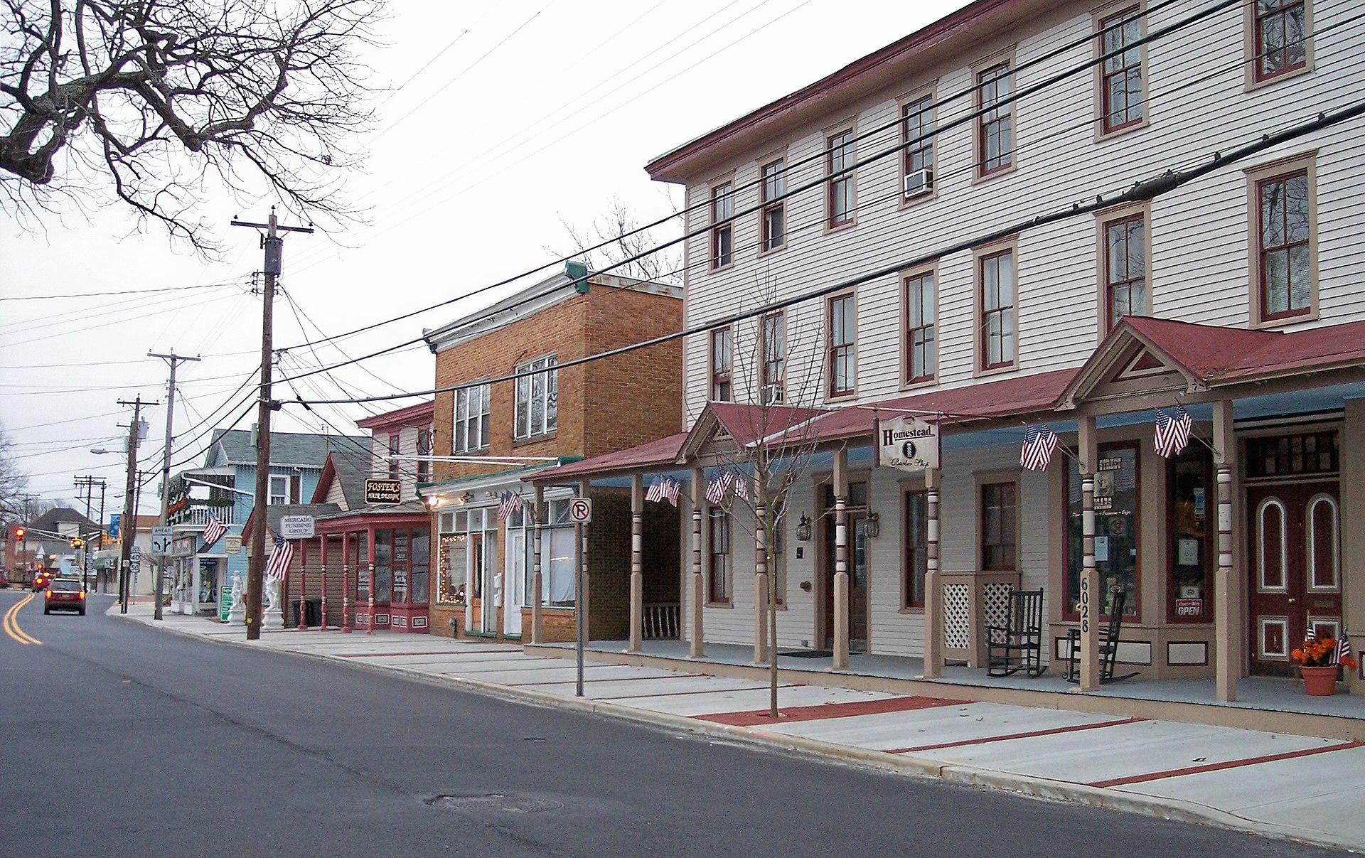 Mays Landing, New Jersey - Wikipedia