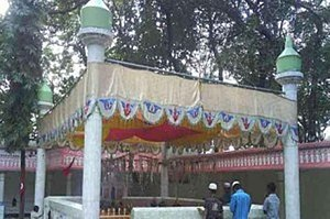 Habiganj District - Mazar Sharif of Syed Nasir Uddin, Murarband Darbar Sharif
