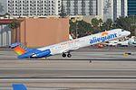 McDonnell Douglas MD-83 'N872GA' Allegiant (28305556413).jpg