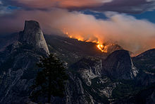 Meadow Fire, Yosemite National Park, Sept 7 2014.jpg