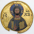 Medallion with Christ from an Icon Frame.jpg