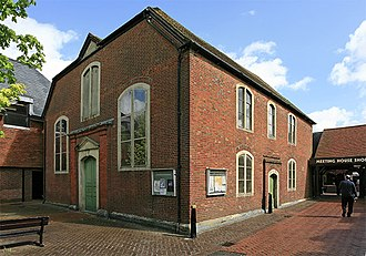 Ringwood - 18th century Meeting House