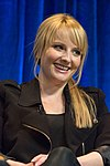Melissa Rauch at PaleyFest 2013 (edited).jpg