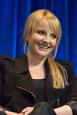 Melissa Rauch at PaleyFest 2013 (edited).jpg