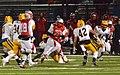 Mentor Cardinals vs. St. Ignatius Wildcats (11043766696).jpg