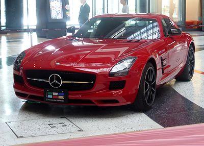 Mercedes-Benz SLS AMG - Wikiwand