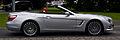 Mercedes-Benz SL 350 (R 231) – Seitenansicht geöffnet, 22. Mai 2013, Düsseldorf.jpg