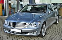 Mercedes-Benz W221 thumbnail