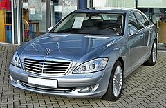 mercedes-benz w221 – wikipedia