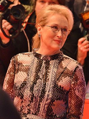 Meryl Streep on screen and stage - Streep at the 66th Berlin International Film Festival in 2016