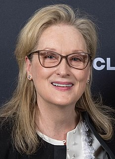 Meryl Streep American actress