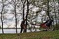 Met de Ligfiets bij het Zwillbrocker Venn (35093671781).jpg
