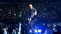 Metallica - The O2 - Sunday 22nd October 2017 MetallicaO2221017-16 (37177919953).jpg