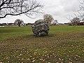 Meteoritenwerkstatt von Thomas Stricker Alsterpark im Alstervorland Harvestehuder Weg (1).jpg