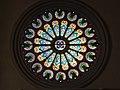 Mezzocorona, chiesa di Santa Maria Assunta - Rosone 01.jpg