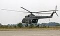 Mi-8T 12370 V i PVO VS, september 13, 2009.jpg