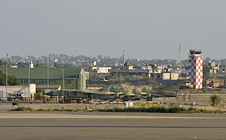 Mitiga International Airport International airport serving Tripoli, Libya