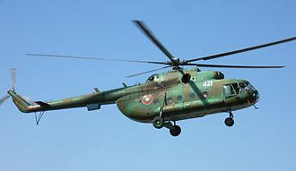 Mil Mi-17 - Bulgarian Air Force Mi-17