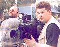 Michael Dorfman lming for Russian TV.jpg