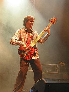 Mike Porcaro with bass guitar.jpg