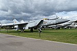 Mikoyan-Gurevich MiG-25PD '04 red' (38537522835).jpg
