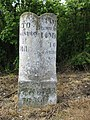 Milestone, Old Coate Road , Swindon - geograph.org.uk - 817955.jpg