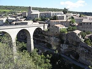 Minerve, Hérault - Image: Minerve 3