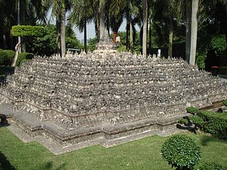 Window of the World - Replica of the Borobudur Temple