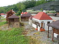 Miniature of the traditional Serbian house Serbia5.JPG