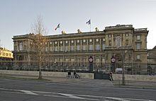 Minist re de l 39 europe et des affaires trang res wikip dia - Cabinet du ministre des affaires etrangeres ...