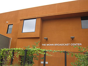 KPCC - KPCC's Mohn Broadcast Center,June 2011