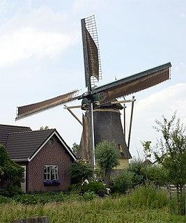 Wilnis Place in Utrecht, Netherlands