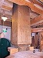 Molen Kilsdonkse molen, Dinther, koningsspil maalzolder.jpg