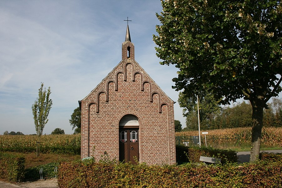 The Daalkapel is a chapel located in Molenbeersel.The chapel is dedicated to Our Lady of Sorrows.