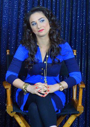 Molly Ephraim - Ephraim in 2012