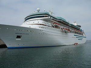 MS Monarch - Image: Monarch of the Seas at San Diego