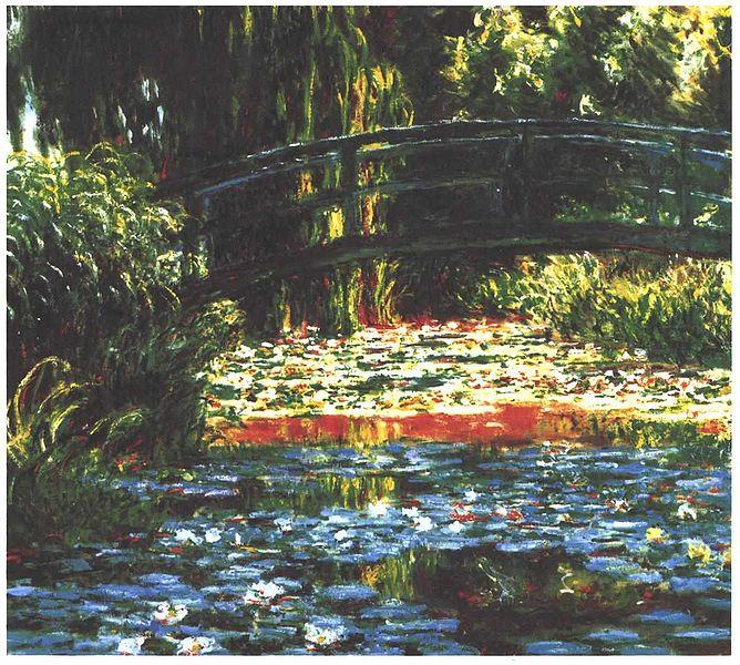 File:Monet - Die japanische Brücke in Giverny.jpg