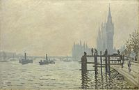 Monet The Thames at Westminster 1871 Westminster.jpg