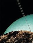 Montage of Uranus and Miranda.jpg