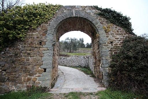 Montalcino Porta Gattoli