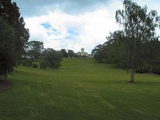 Hillsborough, Auckland - Monte Cecilia Park