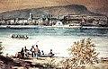 Montréal, vers 1853. Depuis lÎle Sainte-Hélène. (6963466635).jpg